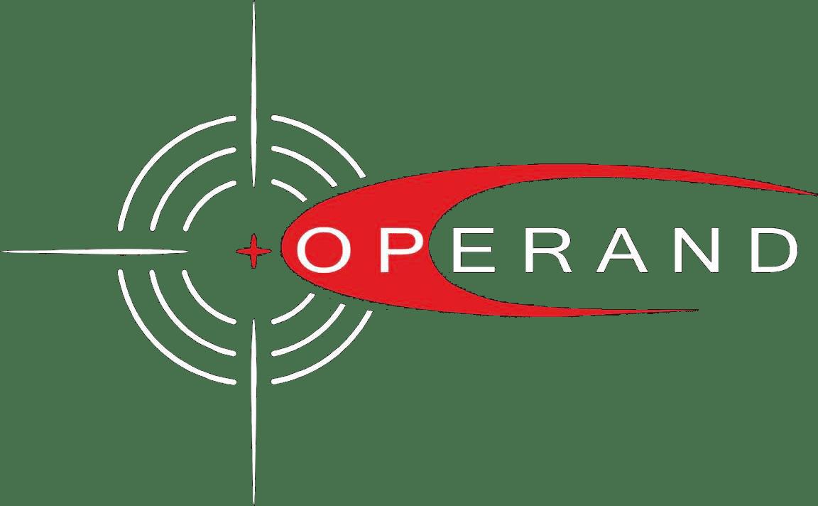 Logo agencji detektywistycznej OPERAND